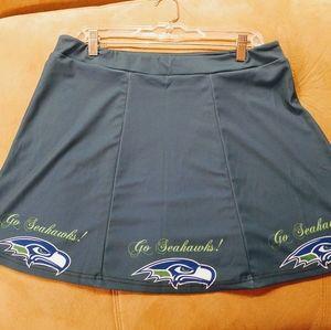 Seattle Seahawks mini skirt
